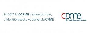CGPME devient la CPME