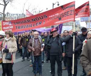 Manifestation patrons PME
