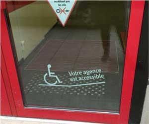 accessibilité handicapés et PMR
