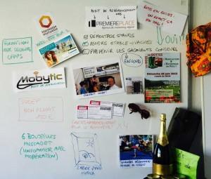Lots du concours Boss en Bottes 2015