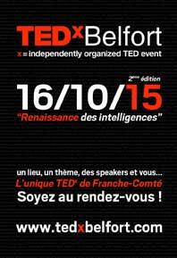 CGPME 90 : partenaire de TedX Belfort