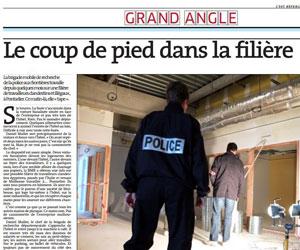 filière de clandestins démantelée à Pontarlier
