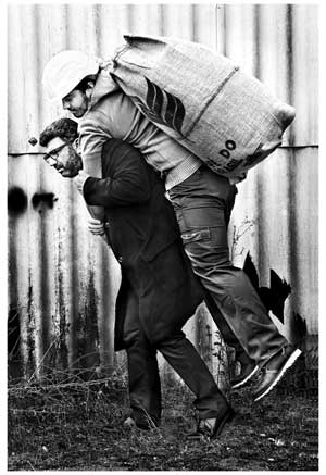 Pénibilité de la pénibilité, un photo de Jean Lecourieux Bory