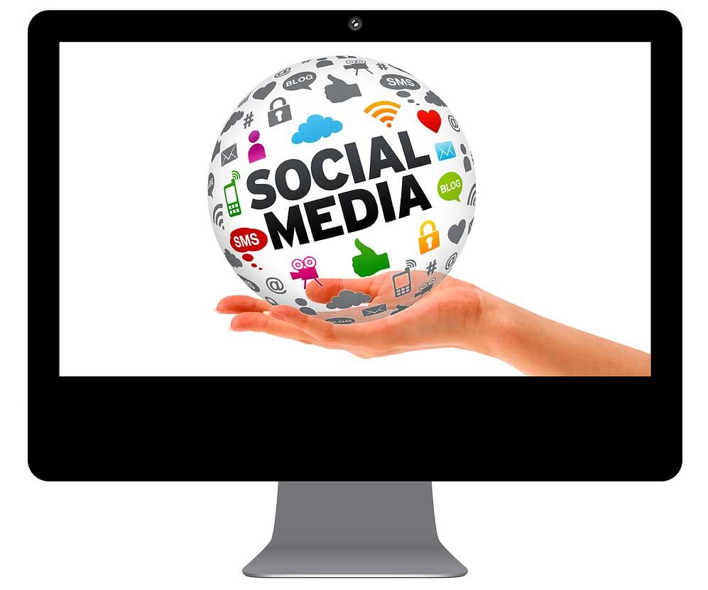 after-work médias sociaux